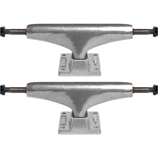 """Thunder Trucks 149mm Team High Polished Skateboard Trucks - 5.75"""" Hanger 8.5"""" Axle (Set of 2)"""