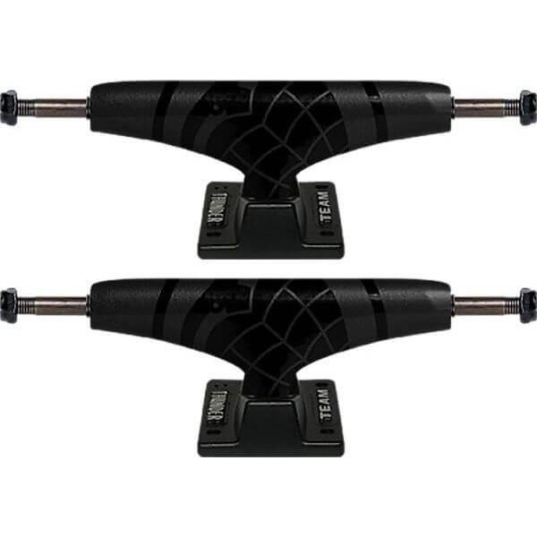 """Thunder Trucks 151mm Sonora Team Black Skateboard Trucks - 6.0"""" Hanger 8.75"""" Axle (Set of 2)"""