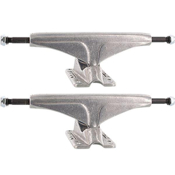 "Tracker Trucks 161mm Dart Silver Skateboard Trucks - 6.0"" Hanger 8.75"" Axle (Set of 2)"
