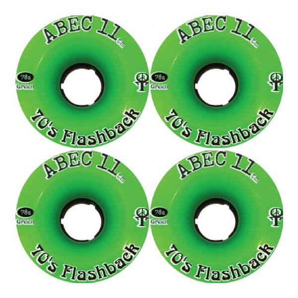 ABEC 11 Flashbacks Wheels