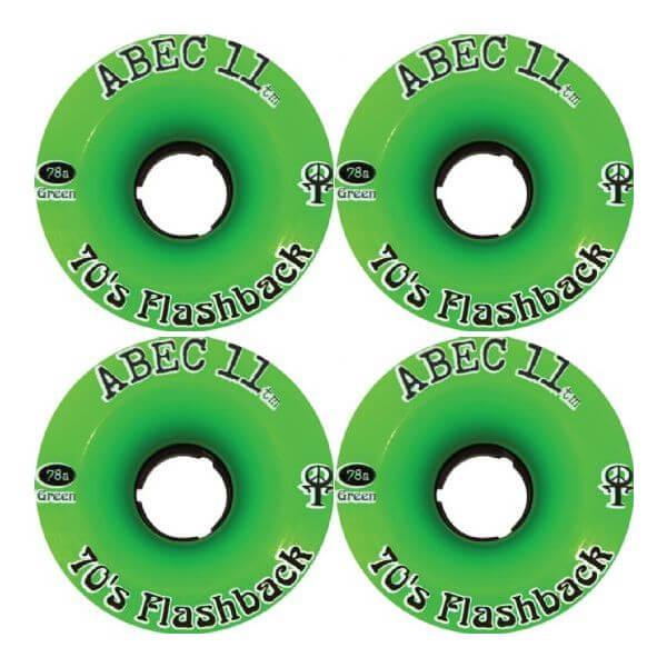 ABEC 11 Flashbacks Wheels
