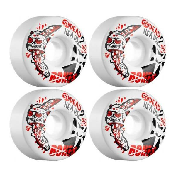 Bones Wheels Deadheads II Wheels