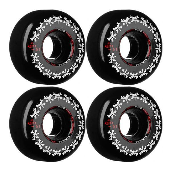 Bones Wheels Rat Pack Wheels