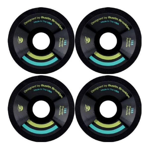 Bustin Boards Premier Longboard Wheels