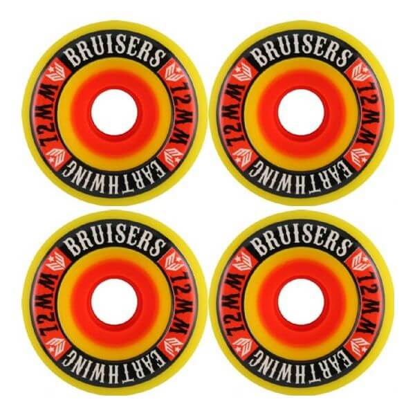Earthwing Superballs Bruiser Longboard Wheels