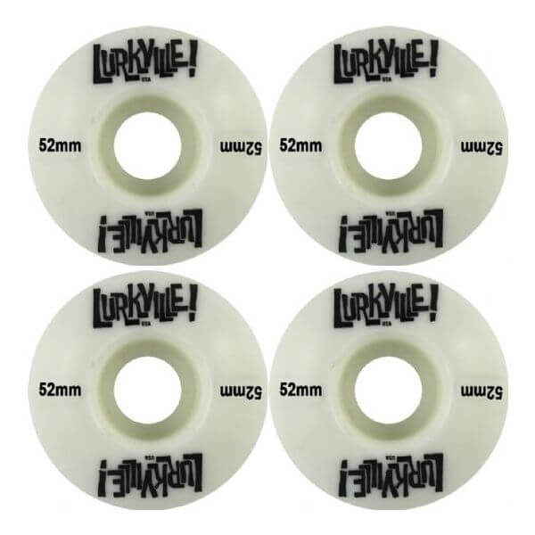 Lurkville Logo Wheels