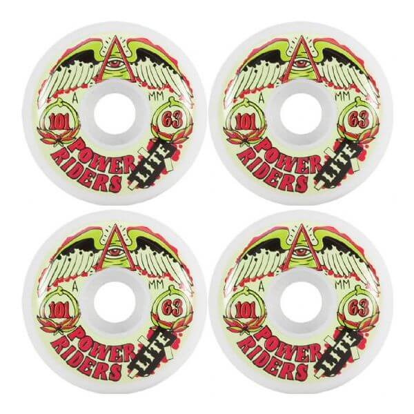 OJ Power Rider Lite Wheels