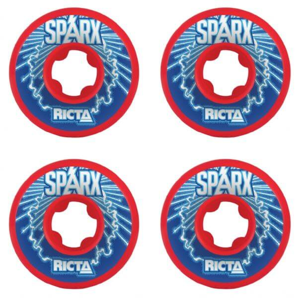 Ricta Sparx Shockwaves Wheels