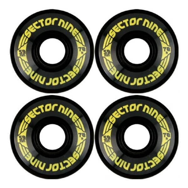 Sector 9 9 Ball Wheels
