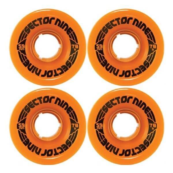 Sector 9 Nineball Wheels